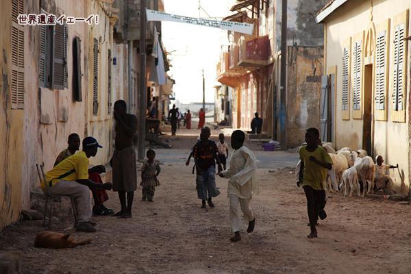 ワールドカップで日本と対戦中!セネガルの世界遺産を紹介!