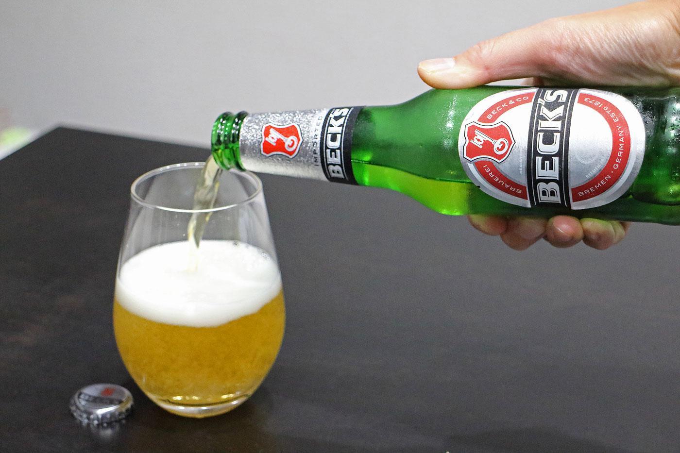 ドイツのビール「BECK'S(ベックス)」堪能!【世界遺産とビールと私】