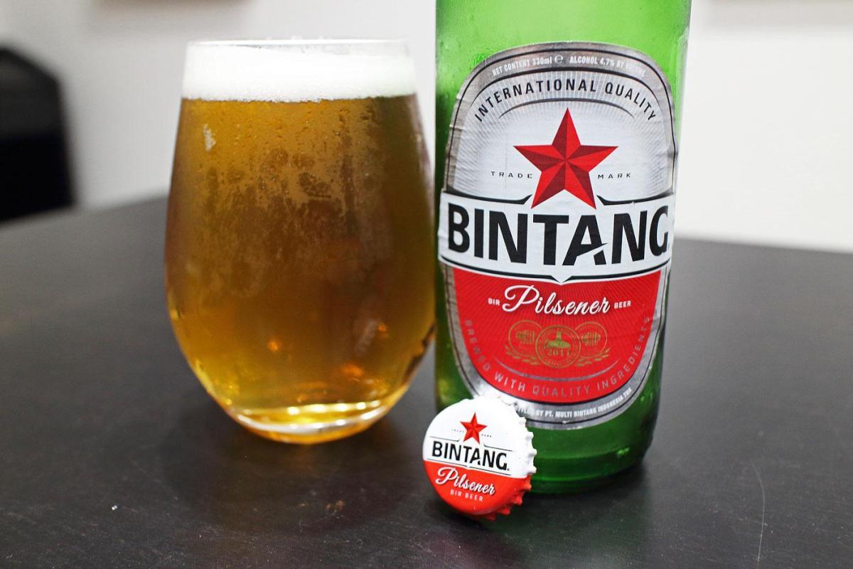 インドネシアのビール「ビンタン」堪能!【世界遺産とビールと私】