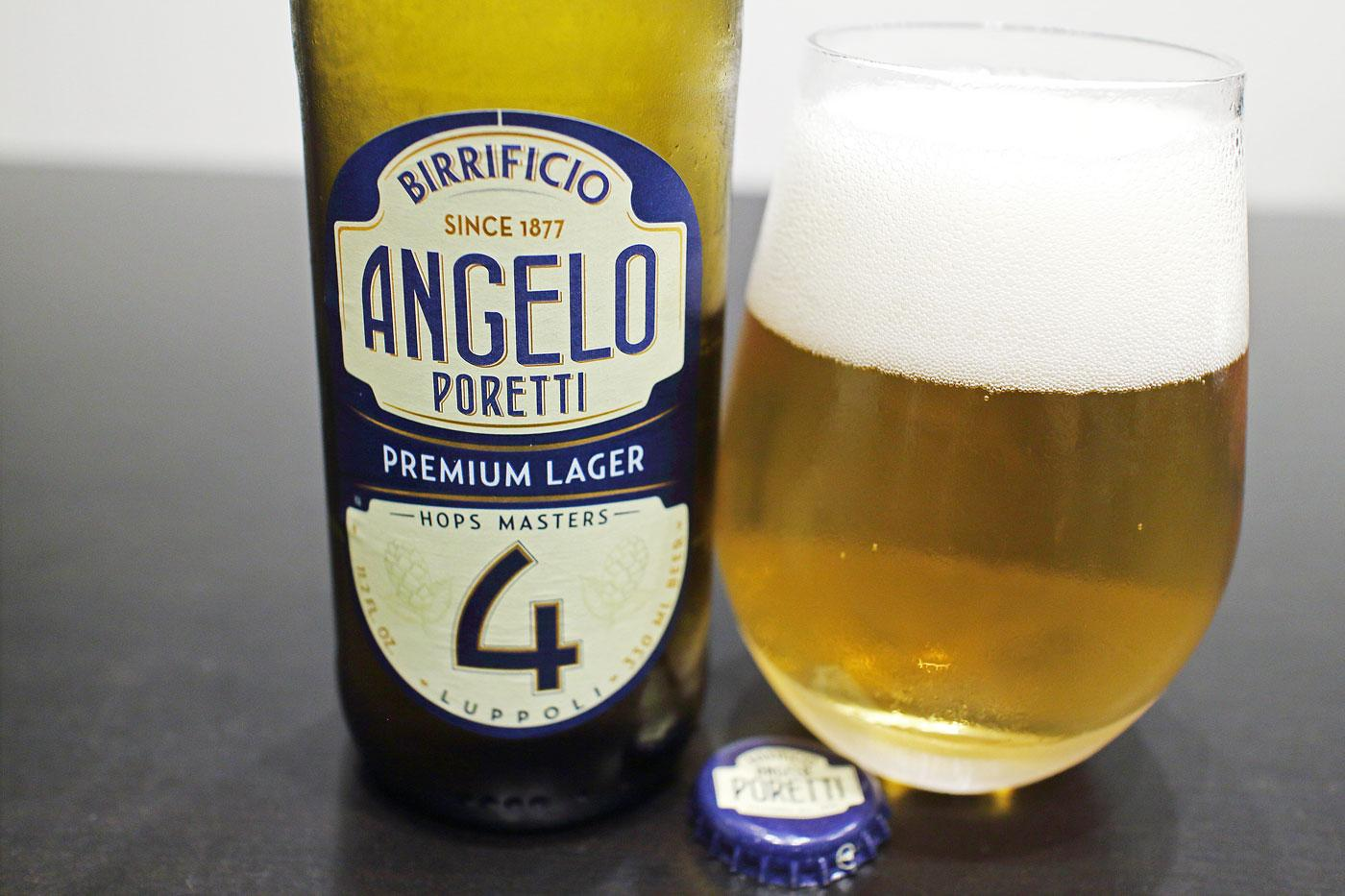 イタリアのビール「PORETTI(ポレッティ)」堪能!【世界遺産とビールと私】