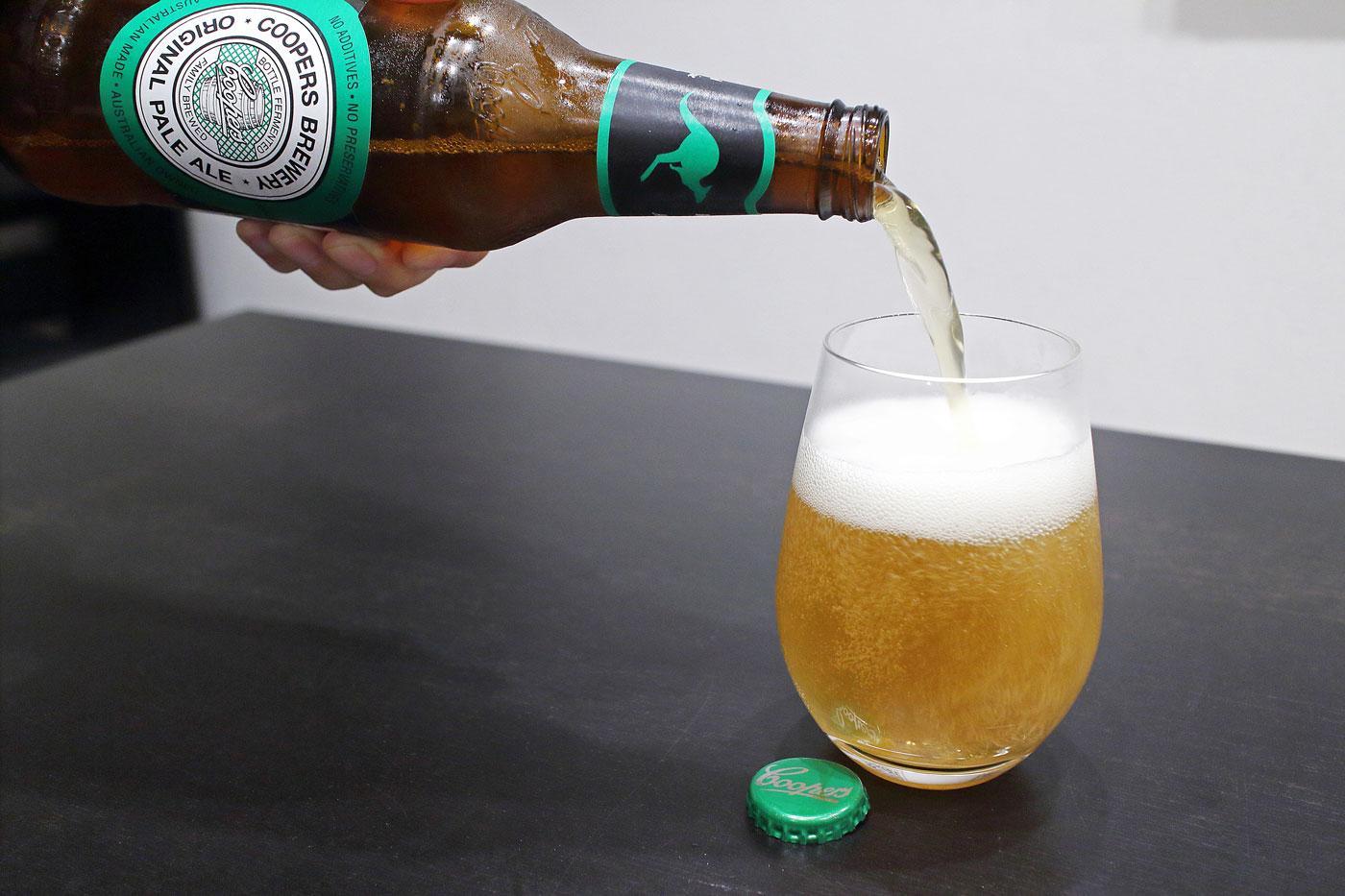 オーストラリアのビール「クーパーズ・オリジナル・ペール・エール」堪能!【世界遺産とビールと私】