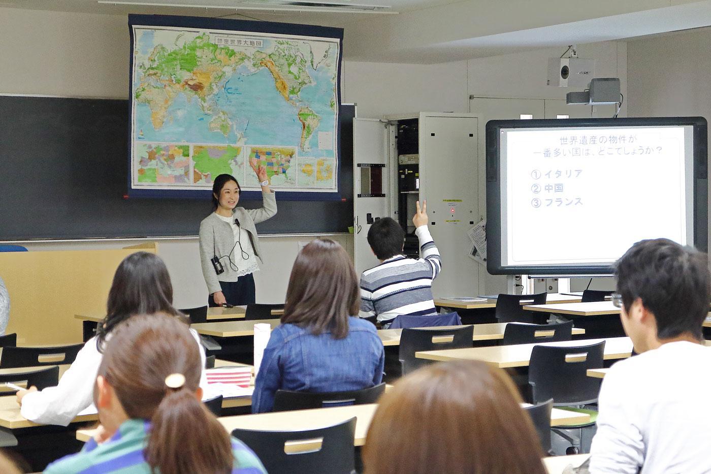 祝講師デビュー!セカイエ1号大学で世界遺産の講義をしました!