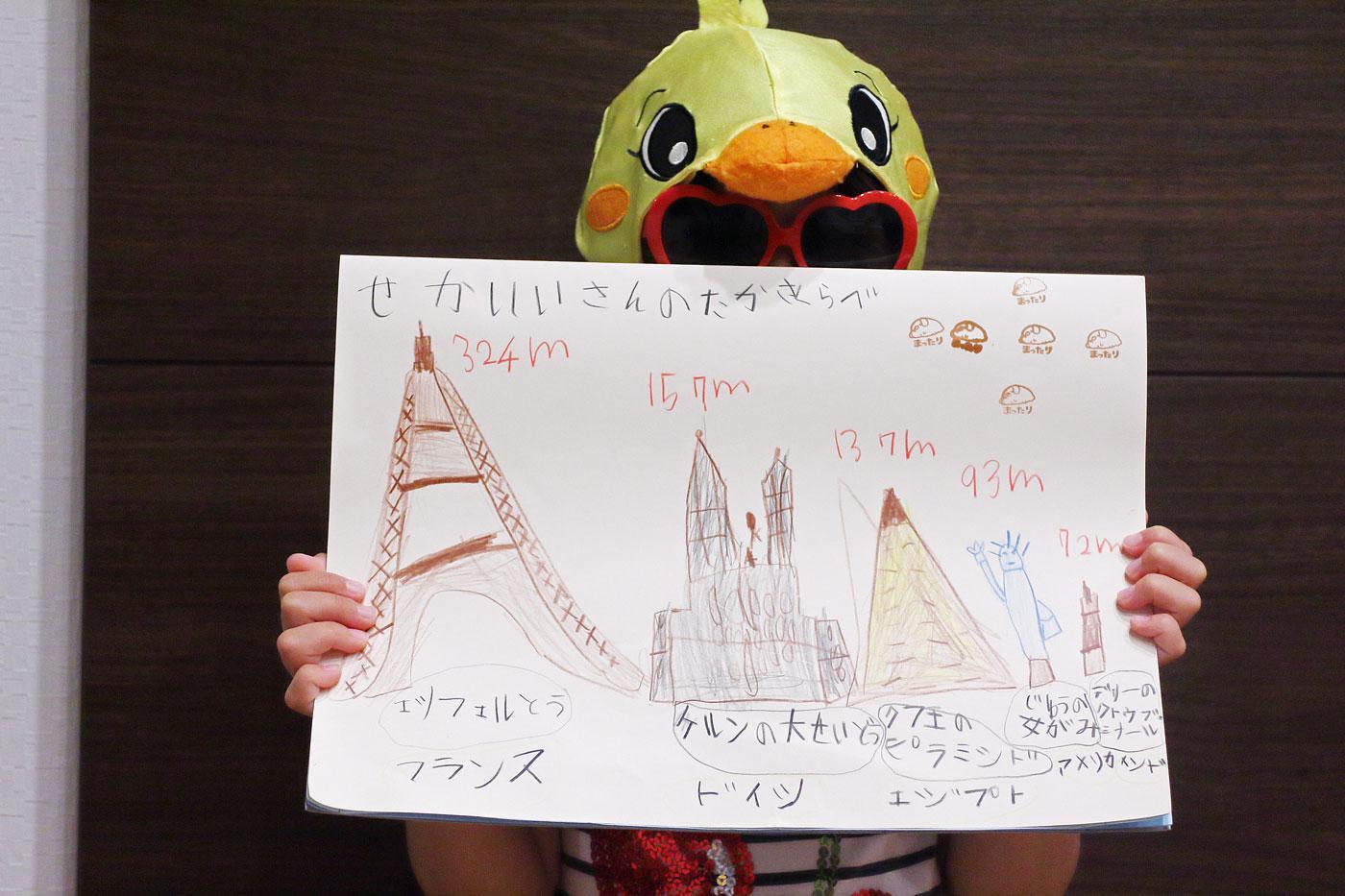 6歳で世界遺産検定4級挑戦![6] 勉強方法(2) 世界の自然/文化遺産