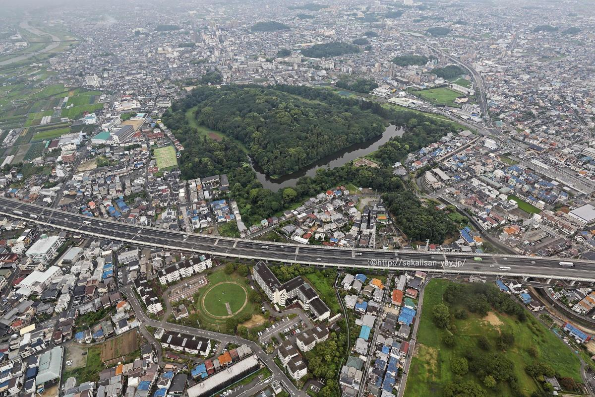 ヘリコプターでイェイ!仁徳天皇陵でおなじみ!大阪の世界遺産「百舌鳥・古市古墳群」に行ってき・た・YO!