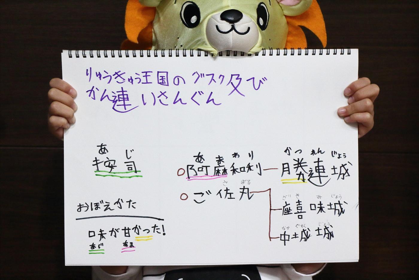 6歳で世界遺産検定3級挑戦![5] 勉強方法(2) 日本の世界遺産