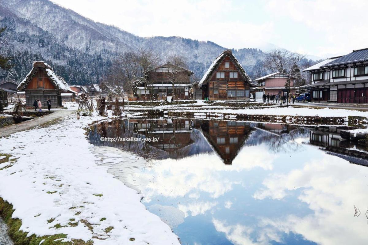 NHKラジオ第1マイあさ!2月は日本の世界遺産「白川郷・五箇山の合掌造り集落」をご紹介