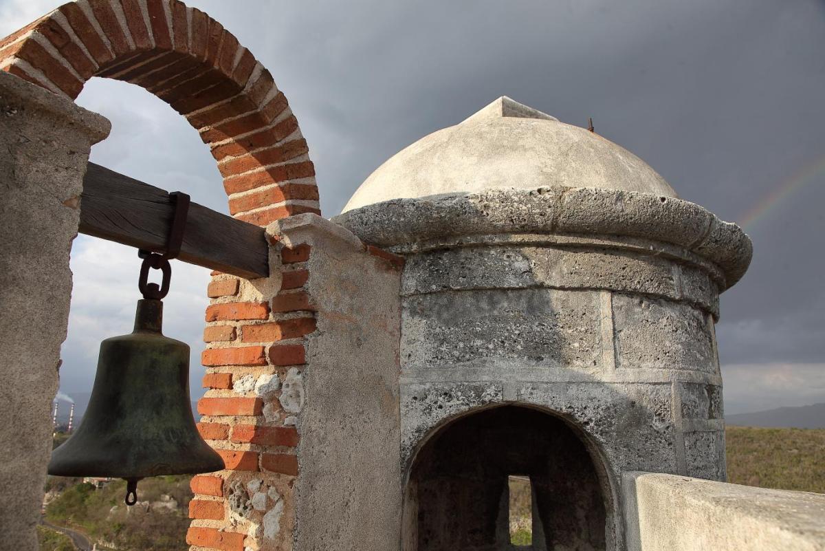 キューバの世界遺産「サンティアゴ・デ・クーバのサン・ペドロ・デ・ラ・ロカ城」をイェイ!