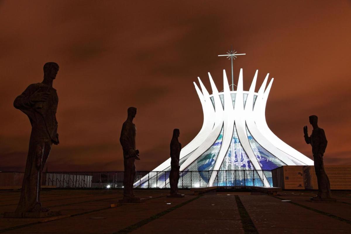 NHKラジオ第1マイあさ!7月はブラジルの世界遺産「ブラジリア」をご紹介
