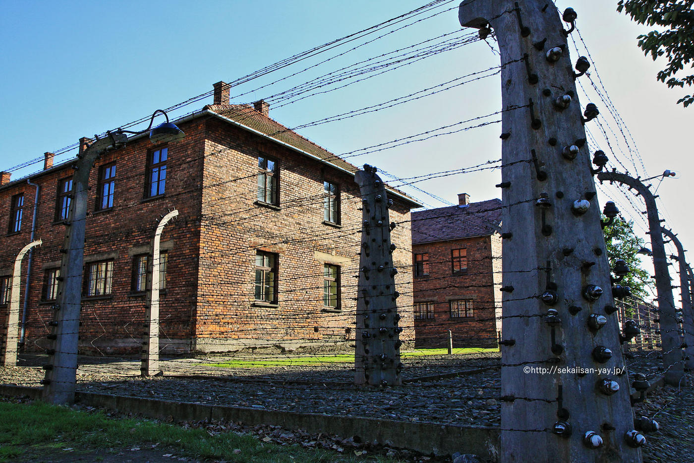 アウシュヴィッツ-ビルケナウ ナチスドイツ強制絶滅収容所(1940-1945)