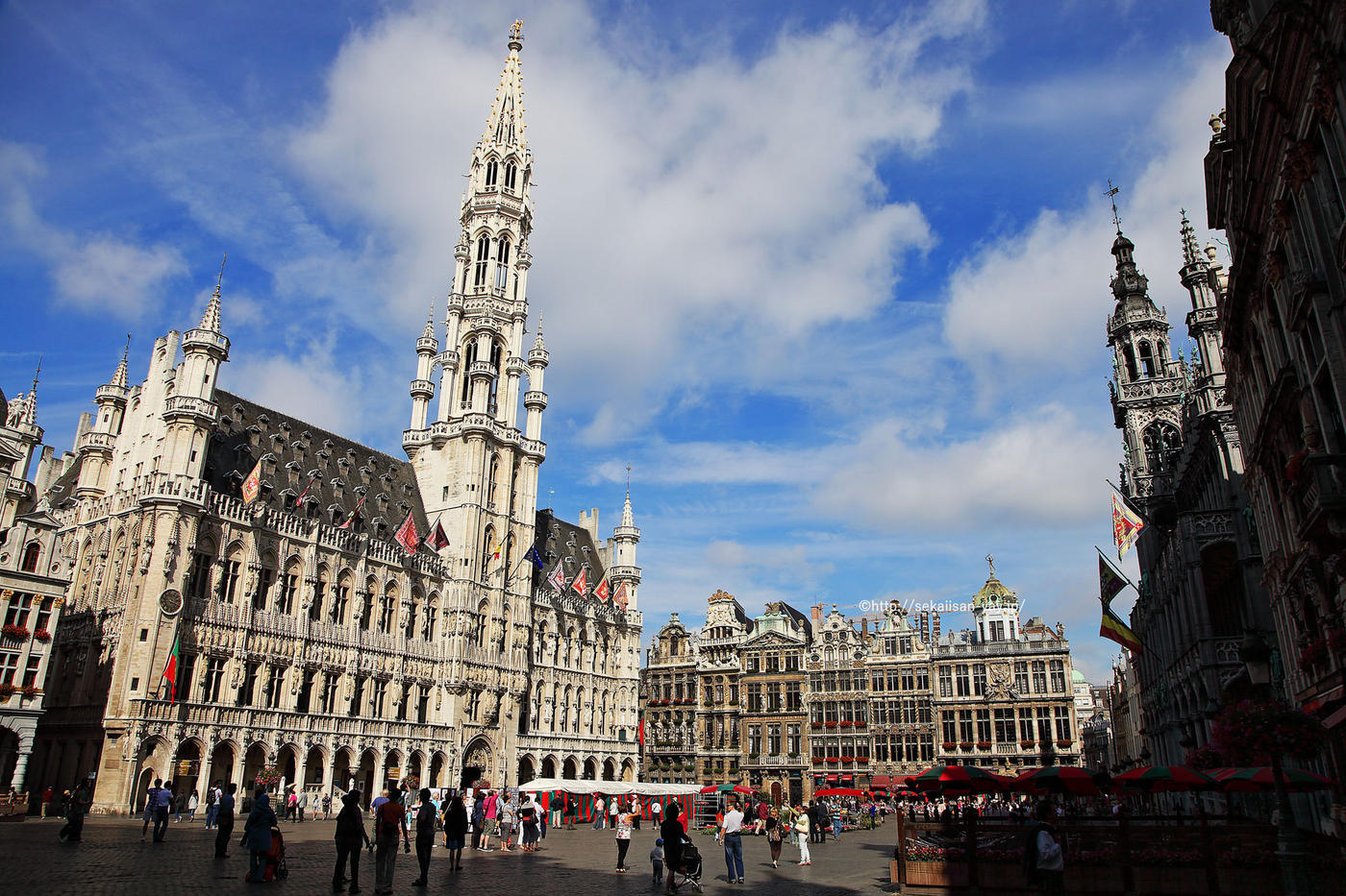 ブリュッセルのグラン-プラス