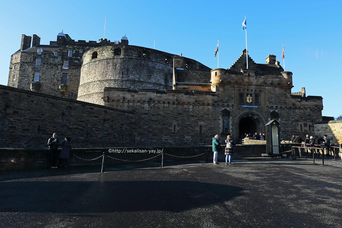 イギリスの世界遺産「エディンバラの旧市街と新市街」