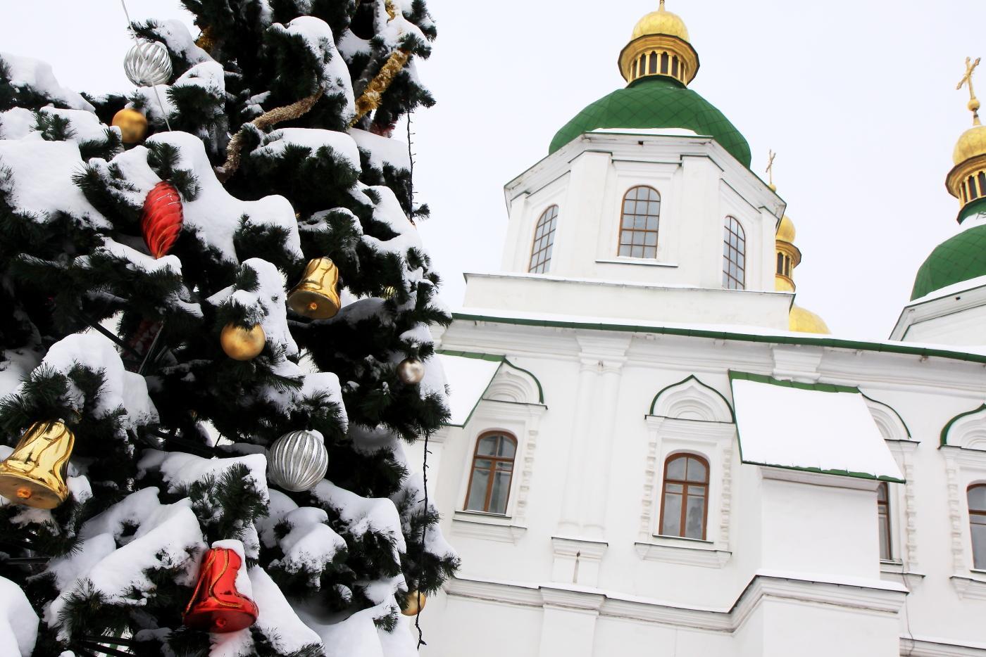 キエフ 聖ソフィア大聖堂